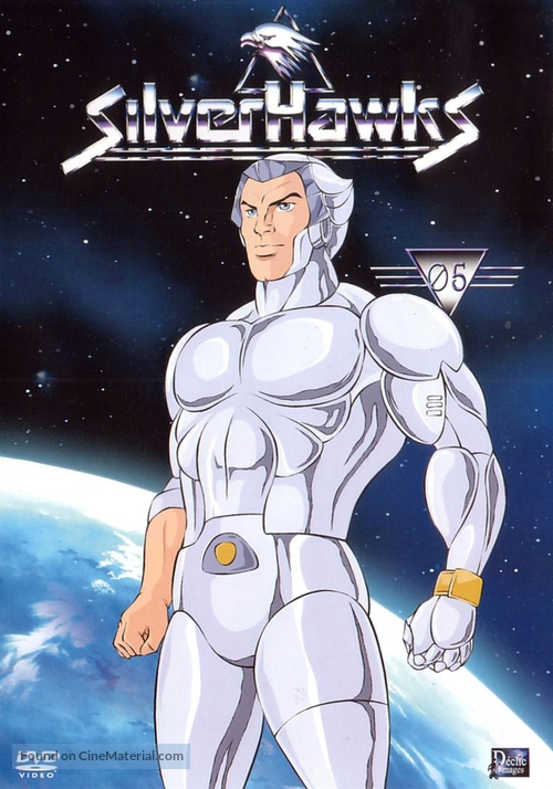 """Silverhawks"" - French Movie Cover"