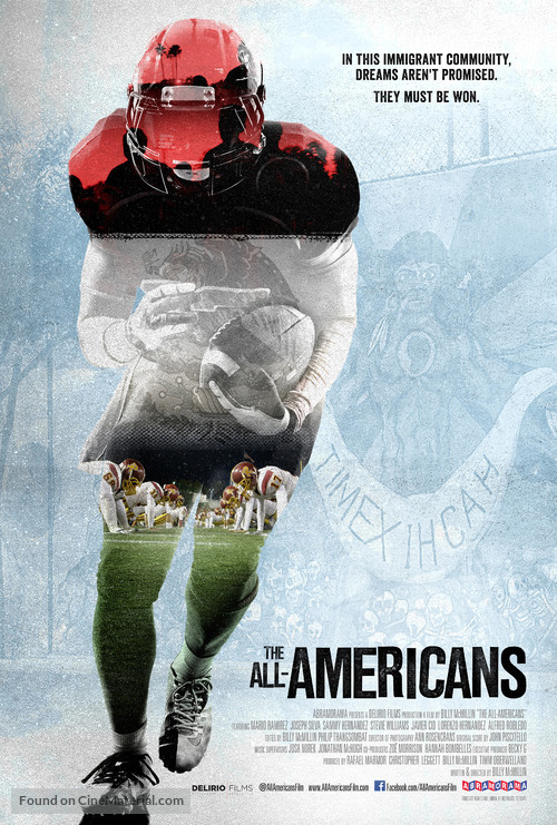 The All-Americans - Movie Poster
