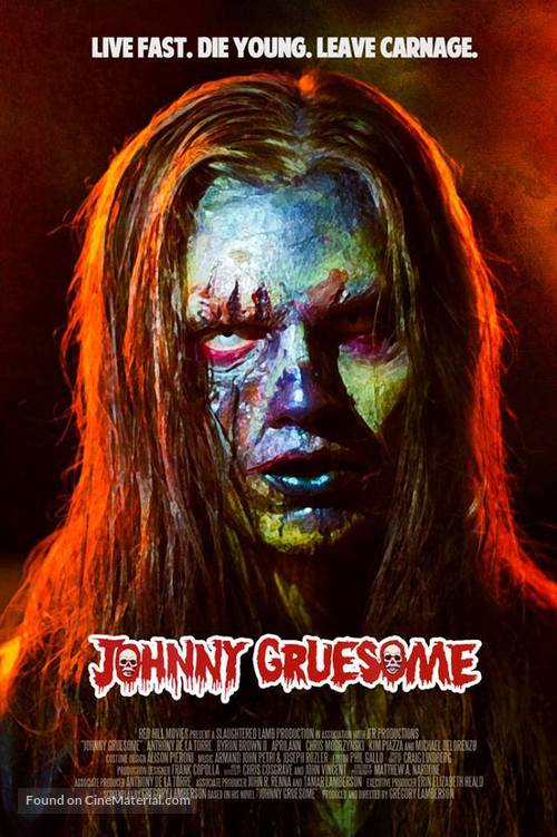 Johnny Gruesome - Movie Poster