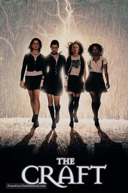 The Craft - Movie Cover