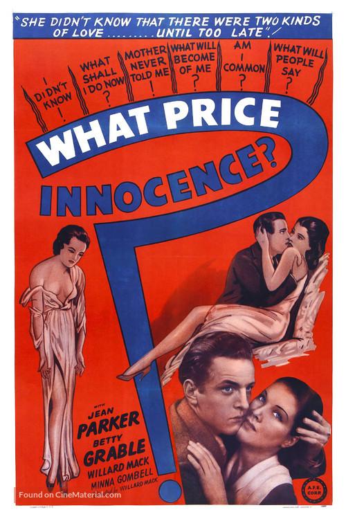 What Price Innocence? - Movie Poster