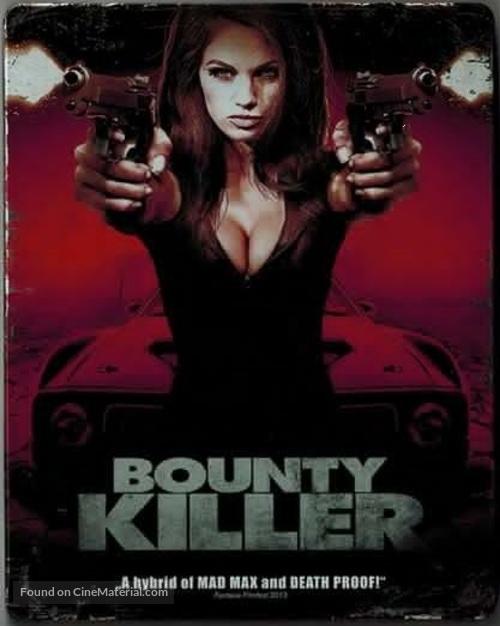 Bounty Killer - Blu-Ray movie cover