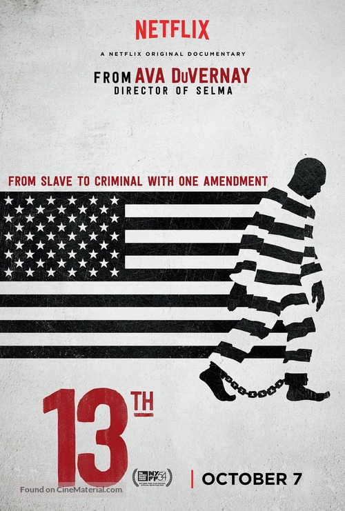 The 13th - Movie Poster