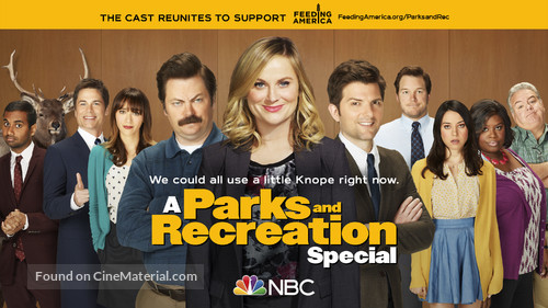 """Parks and Recreation"" - Movie Poster"