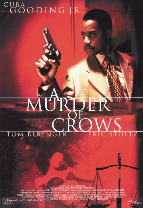 A Murder of Crows - Movie Poster