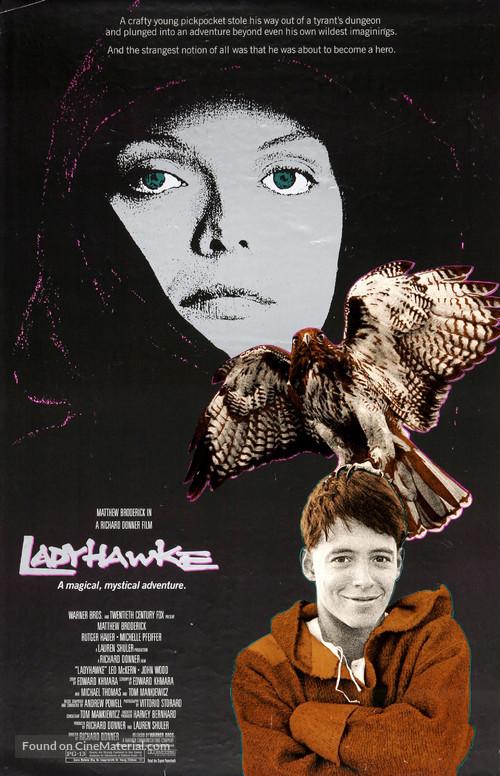 Ladyhawke - Movie Poster