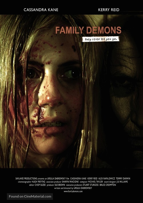 Family Demons - Movie Poster
