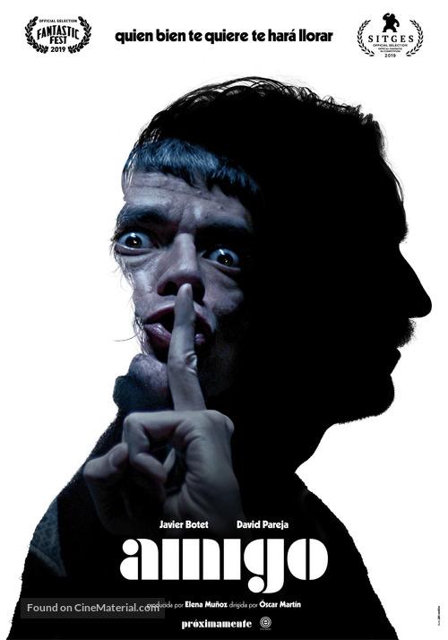 Amigo - Spanish Movie Poster