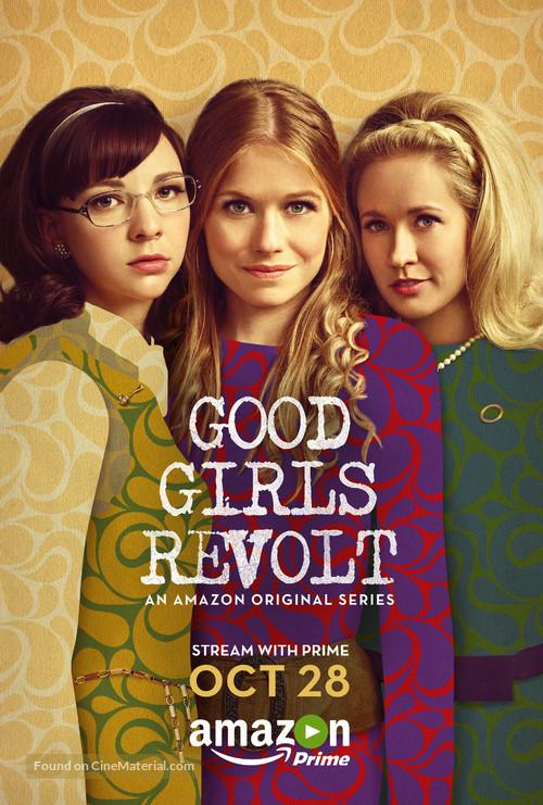 """Good Girls Revolt"" - Movie Poster"