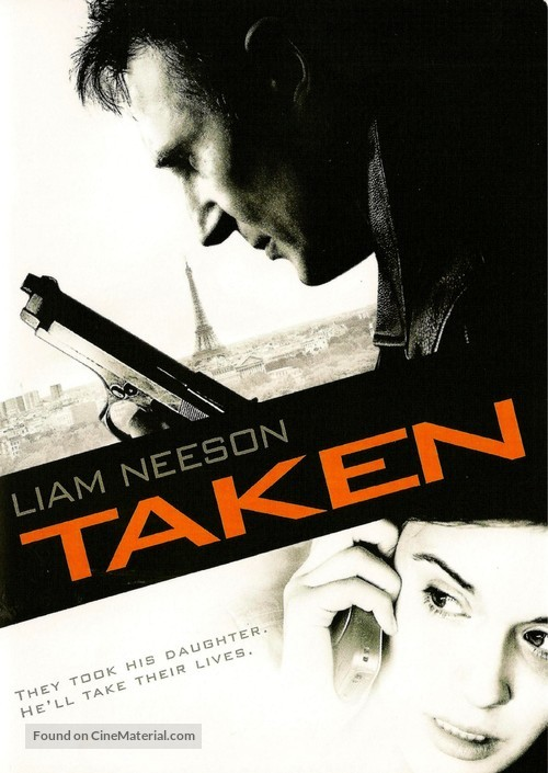 Taken - Movie Cover