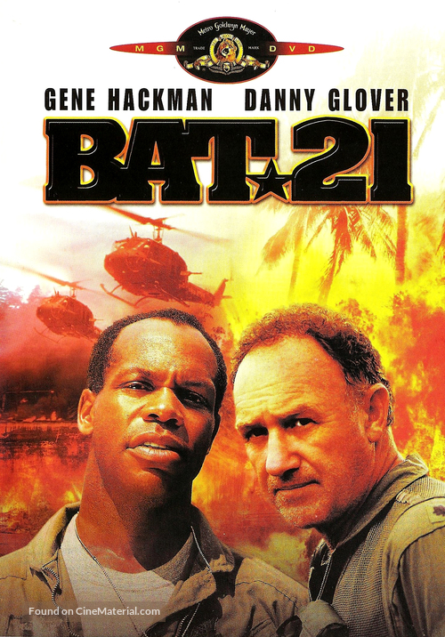 Bat*21 - DVD cover