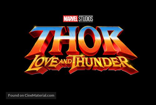 Thor: Love and Thunder - Logo