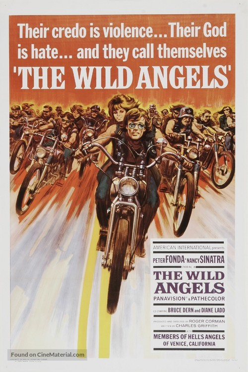 The Wild Angels - Movie Poster