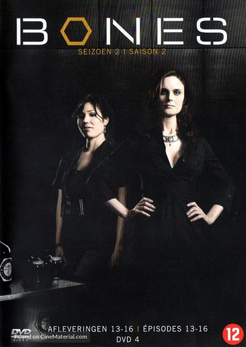 """Bones"" - Dutch DVD movie cover"