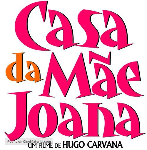 A Casa da Mãe Joana - Brazilian Logo