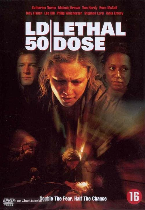 LD 50 Lethal Dose - Danish Movie Poster