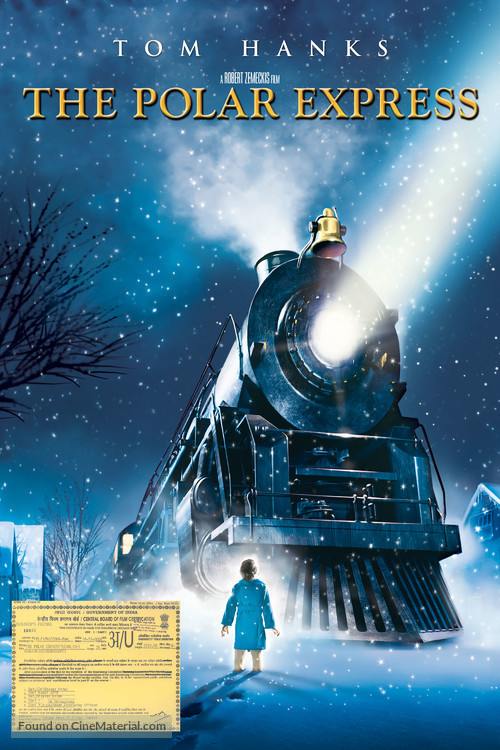 The Polar Express - Indian Movie Cover