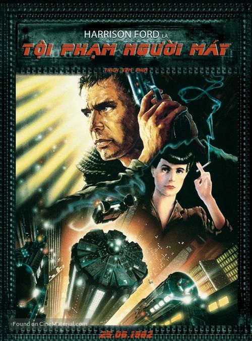 Blade Runner - Vietnamese Movie Poster