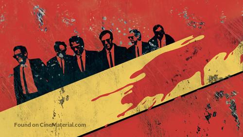 Reservoir Dogs - Key art