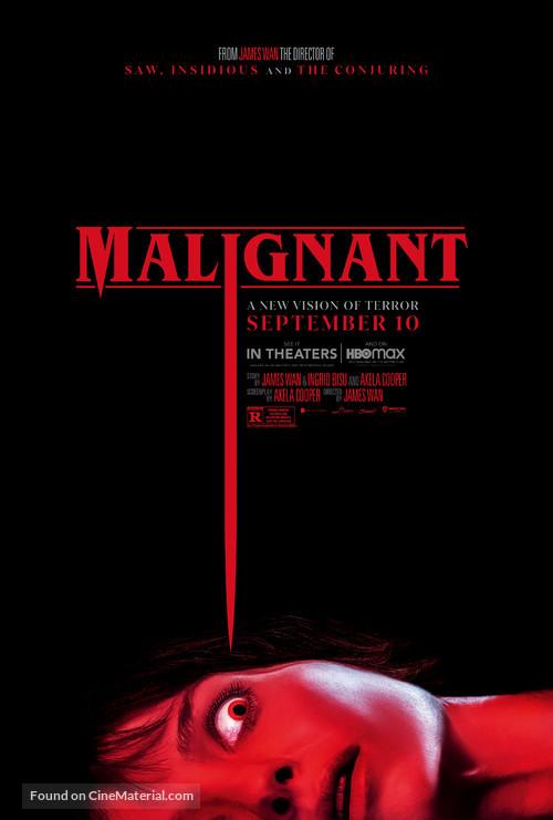 Malignant - Movie Poster