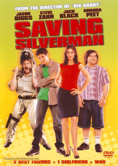 Saving Silverman - poster