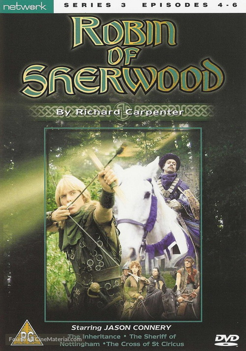 """""""Robin of Sherwood"""" - Movie Cover"""