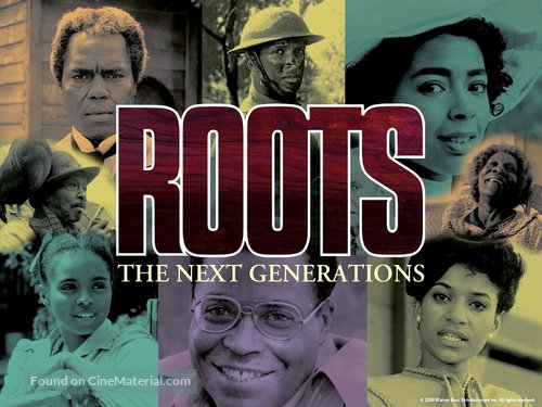 """""""Roots: The Next Generations"""" - Logo"""