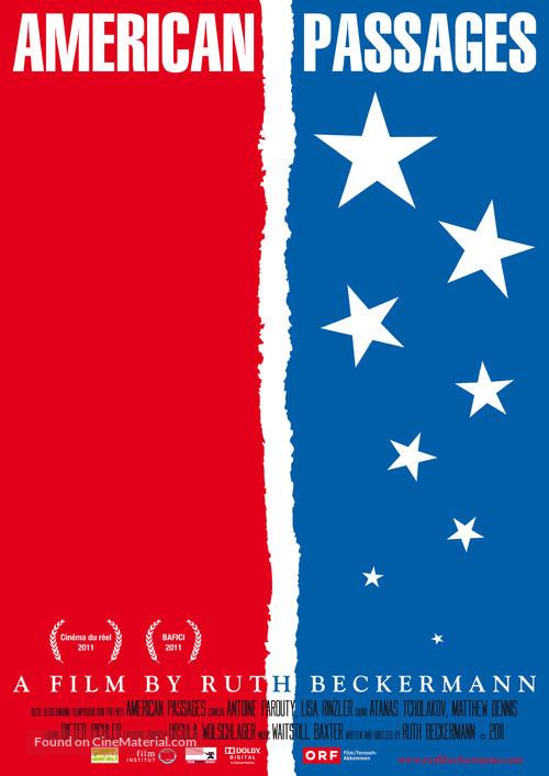 American Passages - Austrian Movie Poster