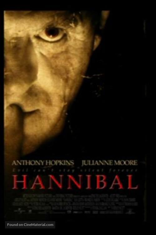 Hannibal 2001 Movie Poster