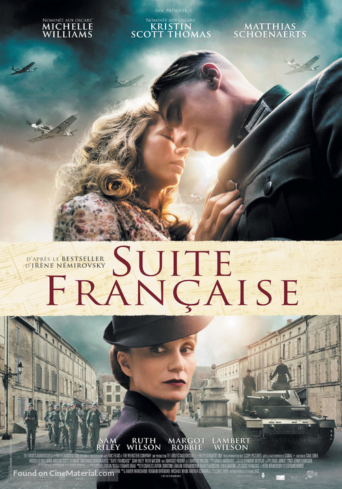 Suite Française - French Movie Poster