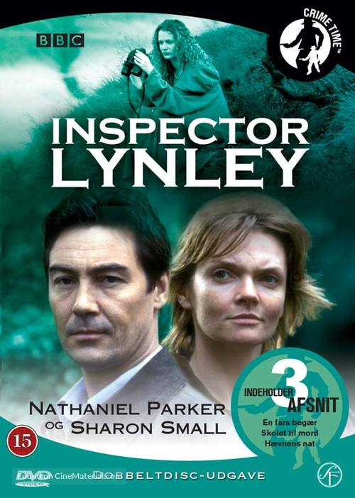 """""""The Inspector Lynley Mysteries"""" - Danish Movie Cover"""