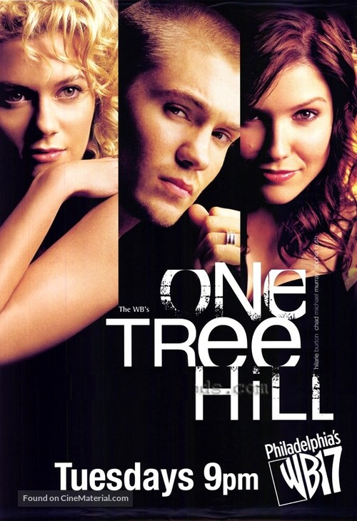 """""""One Tree Hill"""" - poster"""