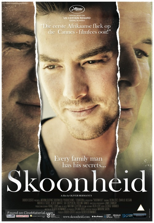 Skoonheid - South African Movie Poster