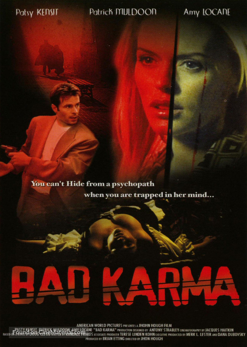 Bad Karma - Movie Poster