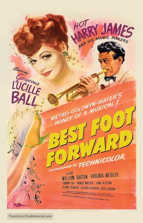 Best Foot Forward - Movie Poster