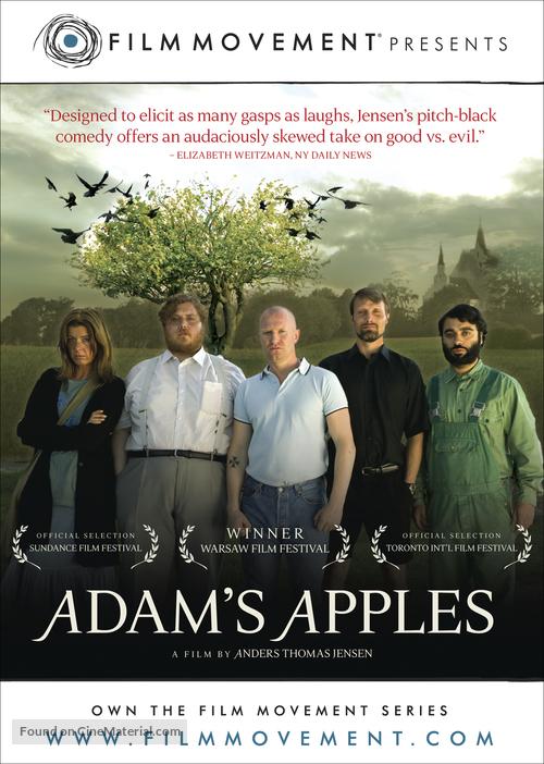 Adams æbler - Movie Cover