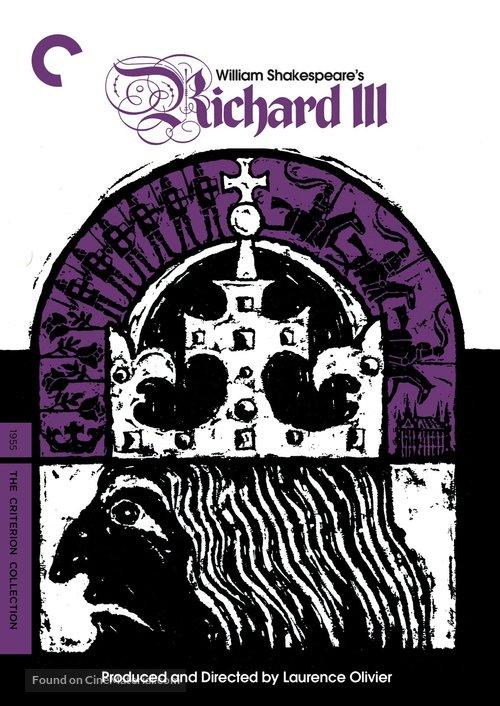 Richard III - DVD movie cover