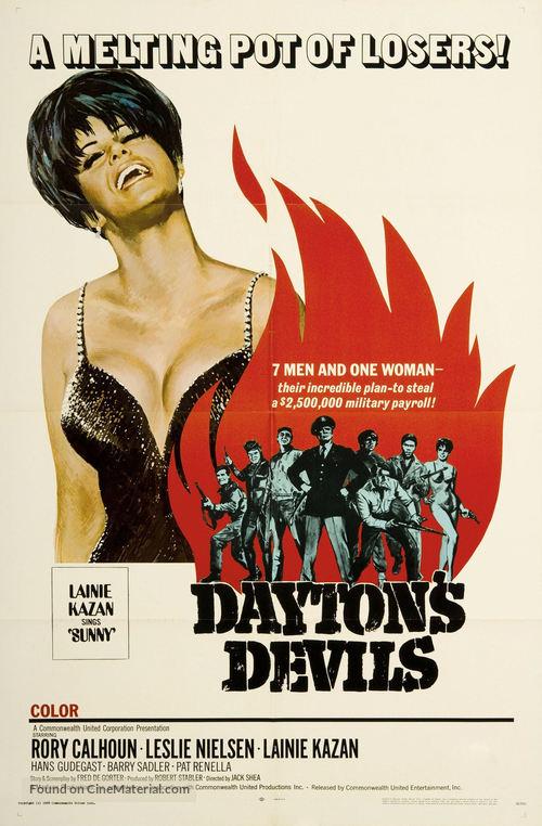 Dayton's Devils - Movie Poster