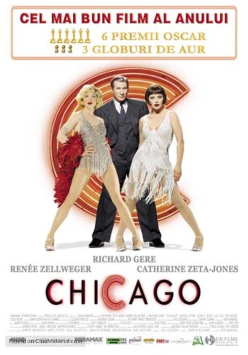 Chicago - Italian Movie Poster