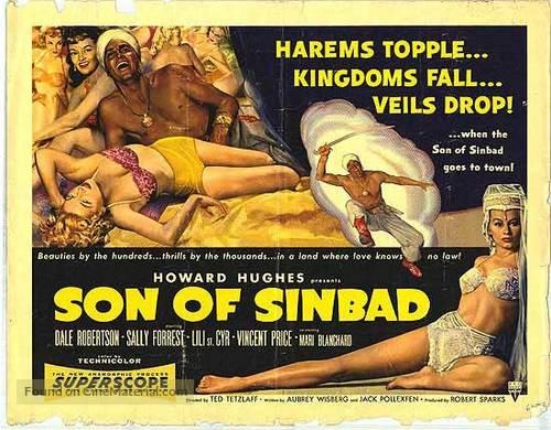 Son of Sinbad - Movie Poster