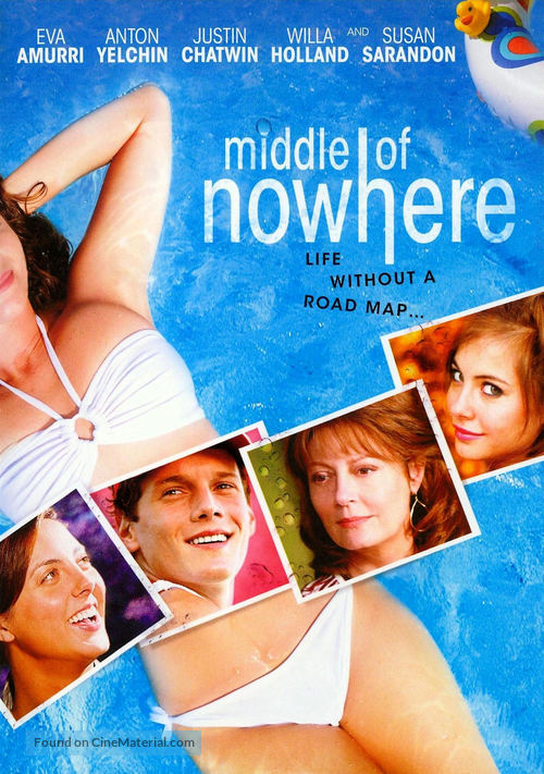 Middle of Nowhere - DVD movie cover