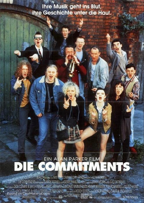 The Commitments Film Deutsch