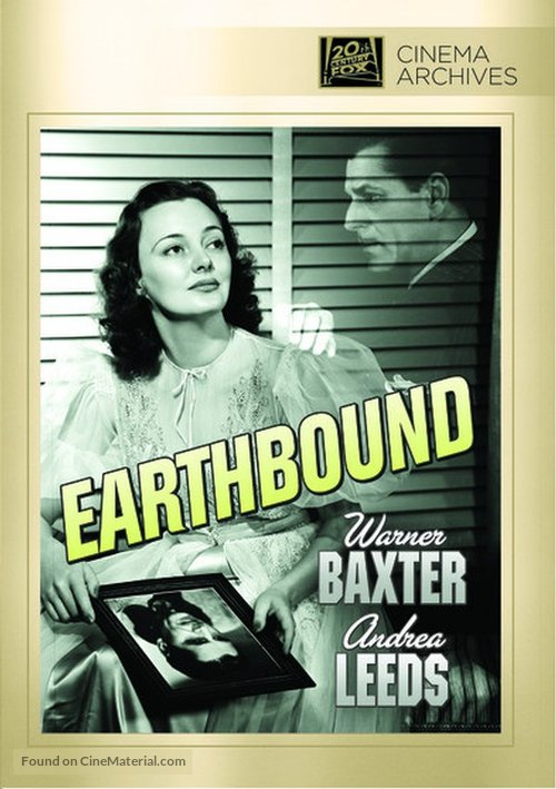 Earthbound - DVD movie cover