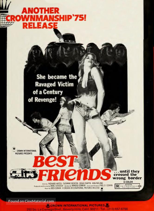 Best Friends - Movie Cover