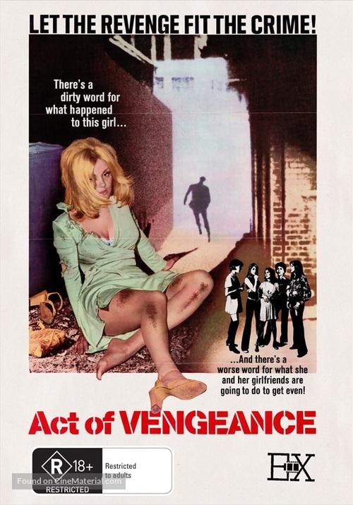 Act of Vengeance - Australian Movie Cover