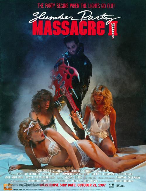 Slumber Party Massacre 1982 Nude Scenes ANCENSORED