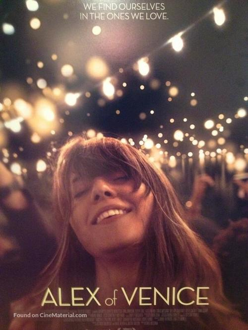 Alex of Venice - Movie Poster