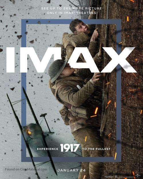 1917 - Movie Poster
