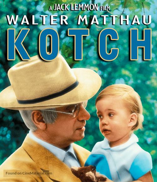 Kotch - Blu-Ray movie cover