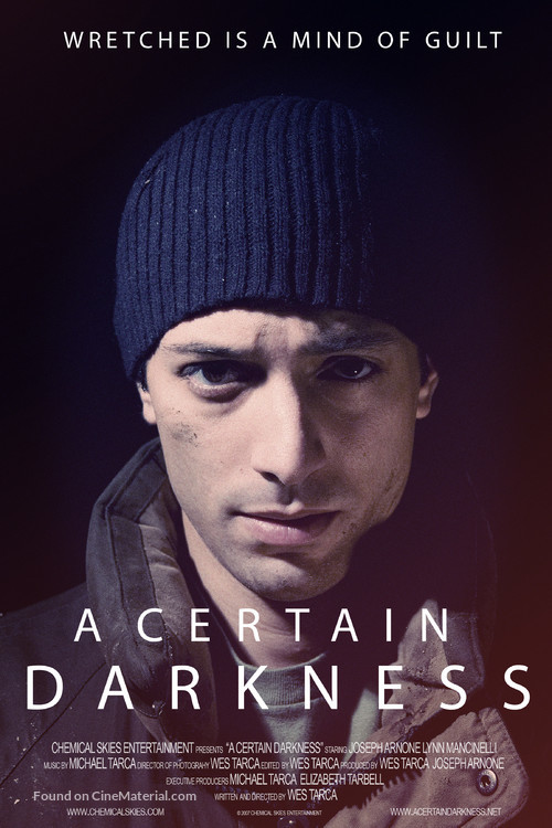 A Certain Darkness - Movie Poster
